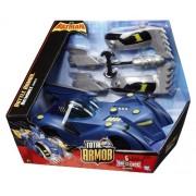 Batman - Batmóvil Total Armour (Mattel)
