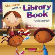 Manners with a Library Book by Amanda Doering Tourville