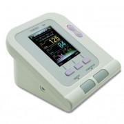 Vérnyomásmérő CMS 08A, pulzoximéter opcióval