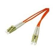 C2G 5m LC/LC LSZH Duplex 50/125 Multimode Fibre Patch Cable 5m Orange networking cable