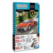Wooky Lamborghini Aventador LP 700-4 Sketchbook To-Go