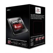 AMD FM2 A8-6600k Processore da 3,9GHz, 4MB Cache, 100W, Argento
