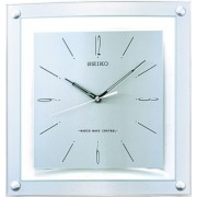 Seiko Clocks QXR205S - Reloj analógico unisex de cuarzo