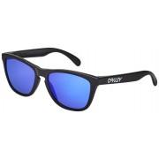Oakley Frogskins Brille matte black/violet iridium 2017 Brillen