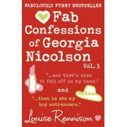 Fab Confessions of Georgia Nicolson (Vol 5 and 6) by Louise Rennison