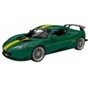 Corgi - CCC56602 - Radio Control, miniatura veicoli - Lotus Evora GT4 - Sport - Verde