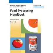 Food Processing Handbook by James G. Brennan