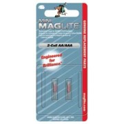 Maglite Solitaire AAA replacement lamps