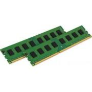 Memorie Kingston 8GB Kit 2x4GB DDR3 1600 MHz CL11 Non-ECC