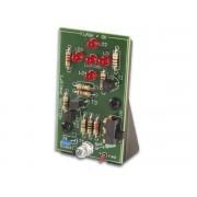 Velleman MK137 Infrarood afstandsbedieningstester Mini Kits bouwpakket