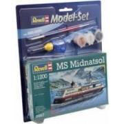 Macheta Revell Model Set MS Midnatsol