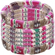 Balaji Bangles Lac Bangle Set for Women