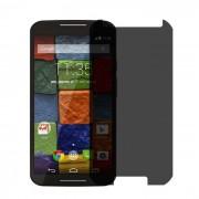 Folie protectie PRIVACY sticla securizata Motorola X2