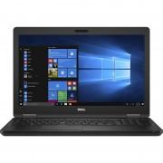 """Notebook Dell Latitude 5580, 15.6"""" Full HD, Intel Core i7-7600U, RAM 8GB, SSD 256GB, Windows 10 Pro"""