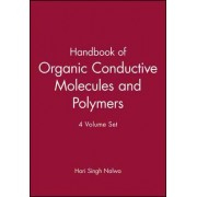 Handbook of Organic Conductive Molecules and Polymers by Hari Singh Nalwa