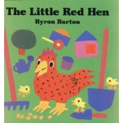 Little Red Hen Big Book by Byron Barton