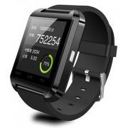 Bluetooth Smart Wrist Watch Phone U80 Mate Black
