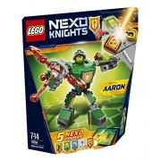 Lego Nexo Knights 70364 - Set Costruzioni Aaron da Battaglia