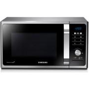 Cuptor cu microunde Samsung MG23F301TAS, 23 Litri, Grill, Comenzi Electronice, Afisaj Digital, Timer 99 Minute, Putere 800 W, Argintiu
