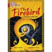 The Firebird: A Russian Folk Tale by June Crebbin