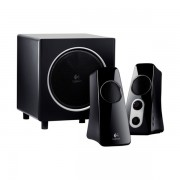 "BOXE Logitech 2.1 ""Z523"" RMS power: 40 W (21W + 2 x 9.5W), All-around sound, Black ""980-000321"" (include timbru verde 1 leu)"