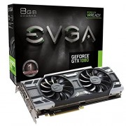 EVGA 8GB GeForce GTX 1080 GAMING ACX 3.0 GDDR5X LED DX12 OSD Support PXOC Model 08G-P4-6181-KR