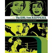 Love And Rockets: The Girl From Hoppers by Jaime Hernandez
