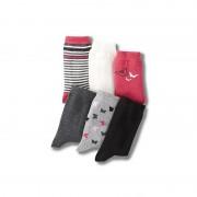Tissel Chaussettes mode pour Femme Tissel - Lot de 6 paires