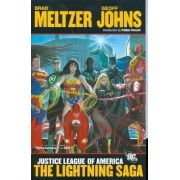 Justice League Of America Lightning Saga TP by Geoff Johns