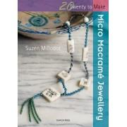 Micro Macrame Jewellery by Suzen Millodot