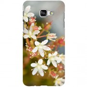 URBAN KOLOURS Original Designer Printed Hard Case Back Cover for Samsung Galaxy On Nxt (White Flowers)