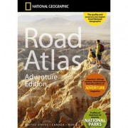 National Geographic Maps Road Atlas Adventure Edition RD00620166