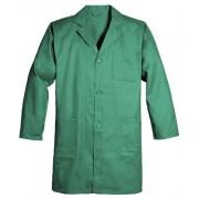 Berufsmantel kurzform 109-0-1100-M - Cappotto 100% cotone, sanforizzato, taglia M, colore: Verde