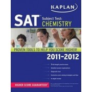 Kaplan SAT Subject Test: Chemistry