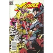 """[ Collection Version Intégrale Semic ] X-Force N° 8 : """" Et Le Ciel Leur Tomba Sur La Tête ! """""""