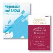 Regression and ANOVA: AND Applied Statistics - Analysis of Variance and Regression, 3r.ed by Keith E. Muller