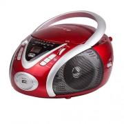 Trevi CMP-542 Ghettoblaster USB CD MP3 -rouge