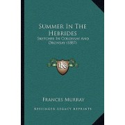 Summer in the Hebrides by Frances Murray