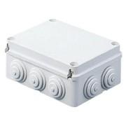 Gewiss GW44009 - Cuadro eléctrico (Gris, 300 mm, 120 mm, 220 mm)