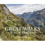 Great Walks of New Zealand by Craig Potton