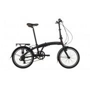 Ortler London - Bicicletas plegables - negro Bicicletas plegables