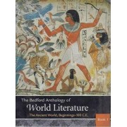 The Bedford Anthology of World Literature by Paul Davis