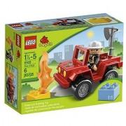 Duplo Ville Fire Chief 6169