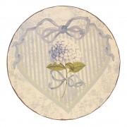 Suport vase din lemn - Hortensie Inimioara