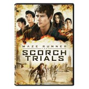 Maze Runner:The Scorch Trials:Dylan O'Brien,Kaya Scodelario, - Labirintul:Incercarile focului (DVD)