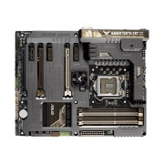 ASUS SABERTOOTH Z97 MARK 1/USB 3.1 - Carte-mère - ATX - Socket LGA1150 - Z97 - USB 3.0, USB 3.1 - 2 x Gigabit LAN - carte graphique embarquée (unité centrale requise) - audio HD (8 canaux)