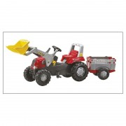 Rolly Toys 811397 Rollyjunior Rt - Rollyjunior Lader Und Farm
