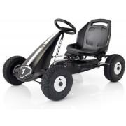 Cart cu pedale Kettler Daytona Air (Negru)
