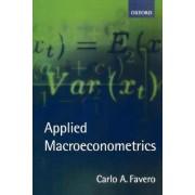 Applied Macroeconometrics by Carlo Favero