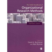 The SAGE Handbook of Organizational Research Methods by Alan Bryman